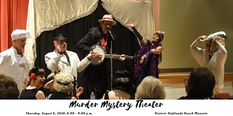 Murder Mystery Theater tickets