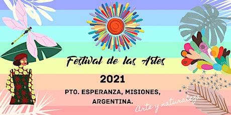 Festival de las Artes entradas