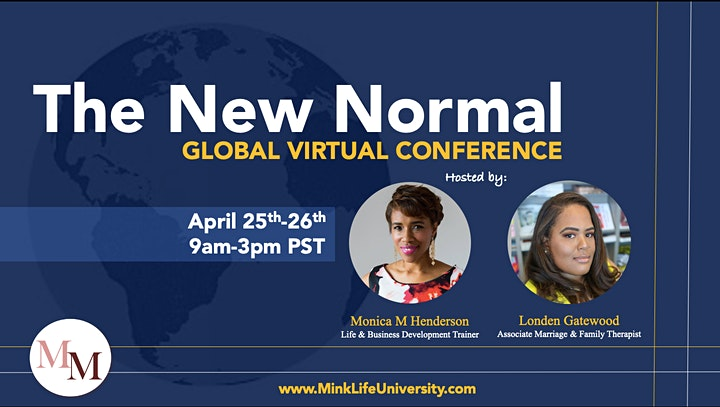 The New Normal Global Virtual Conference image