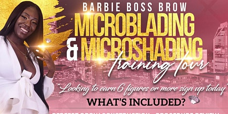 Microblading Training Course - $699 tickets