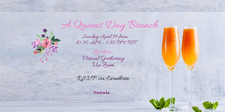 A Queen's Day Brunch tickets