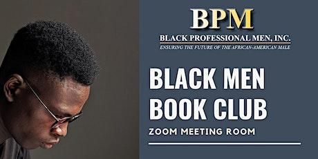 Black Men Book Club tickets