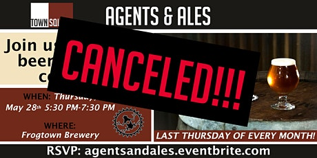 Agents & Ales tickets