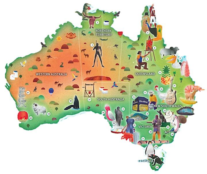 Walk Around Australia image