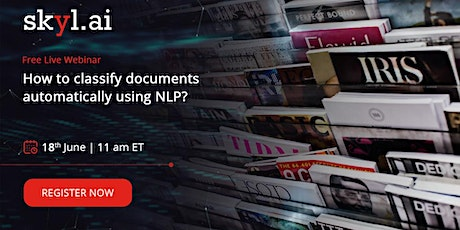 How to classify documents automatically using NLP ? tickets