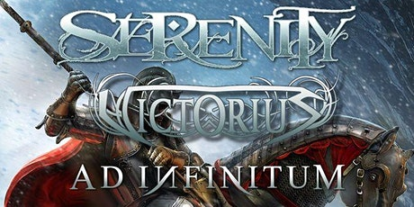 Symphonic Power Alliance : Serenity + victorius +  Ad Infinitum tickets