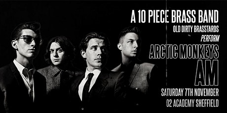 A 10 Piece Brass Band perform Arctic Monkeys - AM tickets
