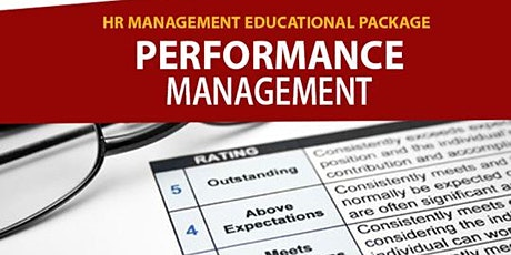 Performance Management tickets