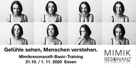 Steigern Sie Ihre emotionale Intelligenz! Mimikresonanz®-Basic Training Tickets