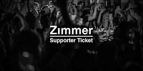 Zimmer Supporter Tickets Tickets