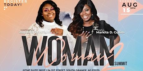 Woman 2 Woman Summit tickets