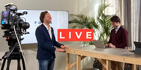 Focus Management Livestream met Mark Tigchelaar en Oscar de Bos tickets