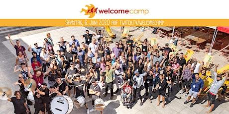 WelcomeCamp Berlin am 06.06.2020 Tickets