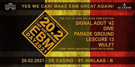 Belgian EBM day 2021 tickets