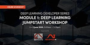 Deep Learning Jumpstart Workshop (1 – 2 June 2020)