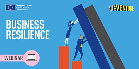 ONLINE - ADVENTURE Business Workshop - Business Resilience tickets