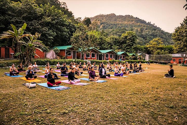 200 Hour Yoga Teacher Training Course in Rishikesh India at Himalayan Yoga 2