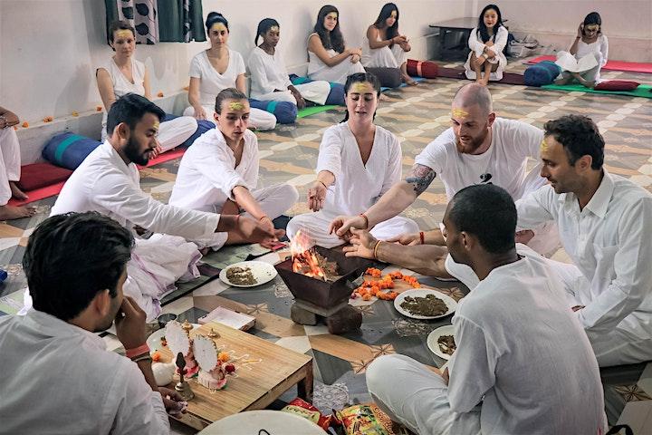200 Hour Yoga Teacher Training Course in Rishikesh India at Himalayan Yoga 3