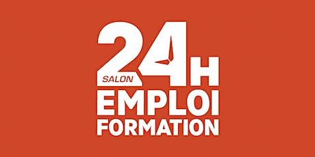 24 Heures pour l'Emploi et la Formation – Nantes 2020 billets