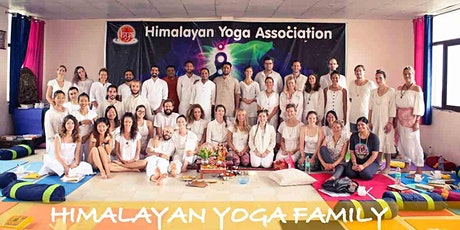 300 Hour Yoga Teacher Training Course in Rishikesh India at Himalayan Yoga tickets