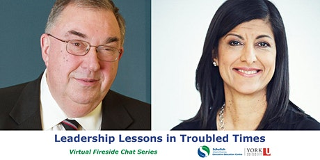 Leadership Lessons: The Heart of Resilient Leadership - The Future of Work tickets