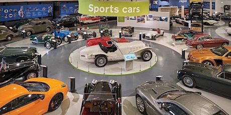 Donate to the British Motor Museum