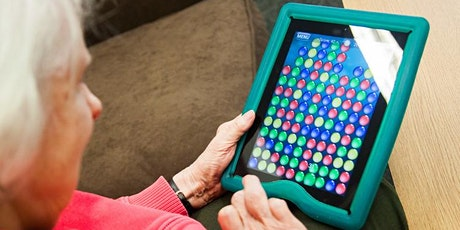 Using Touchscreen Tablet Games to Engage People with Dementia tickets