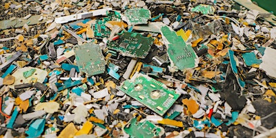 Webinar: Waste not Want not - Green IT SG and Hampshire Branch