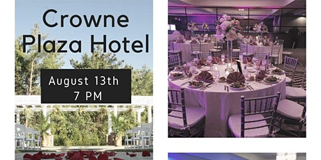 Crowne Plaza Hotel Suffern NY Bridal Show tickets