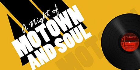Soul & Motown Party Night tickets