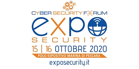 Expo Security e Cybersecurity Forum 2020 biglietti