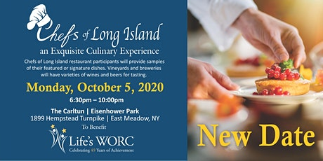 Chefs of Long Island Food & Wine Tasting and Exquisite Culinary Experience tickets