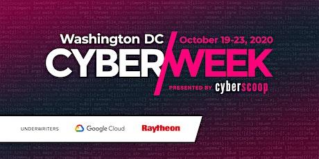 DC CyberWeek 2020 tickets
