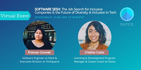 Software Sesh | Applying to Inclusive Companies & the Future of D&I in Tech tickets