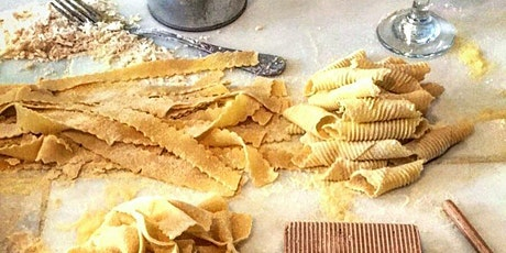 Aunt Jake's Pasta Making Classes tickets