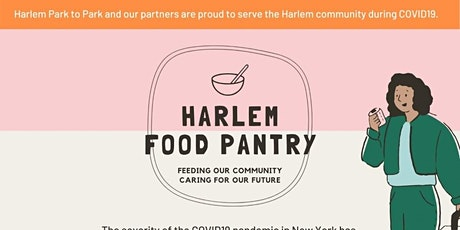 Harlem Food Pantry tickets
