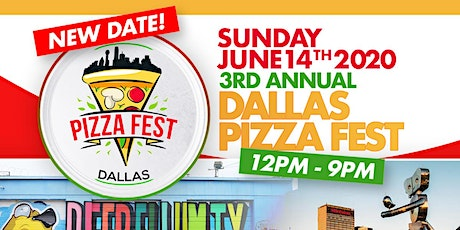Dallas Pizza Fest 2020 tickets