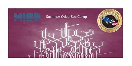On-line CyberPatriot Summer Camp-(MISD) Macomb County residents only tickets