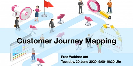 Webinar: Customer Journey Mapping as an effective sales stimulation tool. tickets
