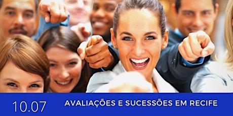 AVALIAÇÕES E SUCESSÕES - O Desenvolvimento do Profissional de Governança tickets