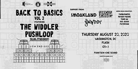 The Widdler x Pushloop tickets