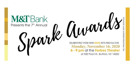 The 7th annual Spark Awards tickets
