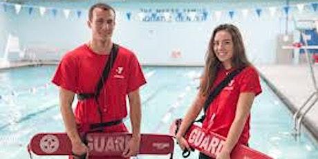 Red Cross Lifeguard Training - New Certification & Recert Combo Class - June 20 & 21 - Crockett tickets