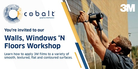Walls, Windows 'N Floors Workshop - Calgary tickets