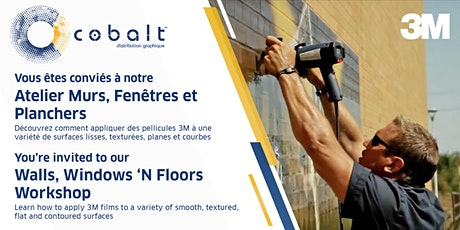 Atelier Murs, Fenêtres et Planchers / Walls, Windows 'N Floors Workshop - Montréal tickets