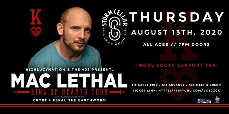 Mac Lethal + more at Storm Cellar tickets