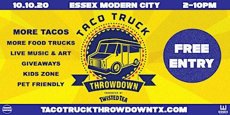 Taco Truck Throwdown tickets