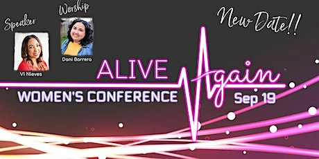 ALIVE Again ~ FREE Women's Conference tickets