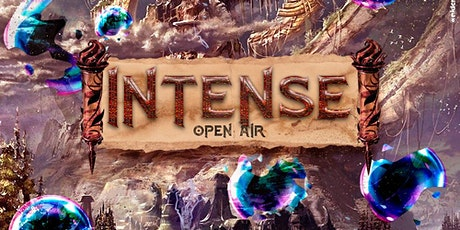 INTENSE OPEN AIR bilhetes