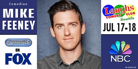 Comedian Mike Feeney from NBC, Funny or Die, & Sirius XM tickets